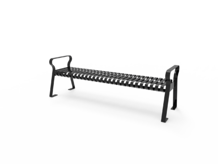 black park bench metal