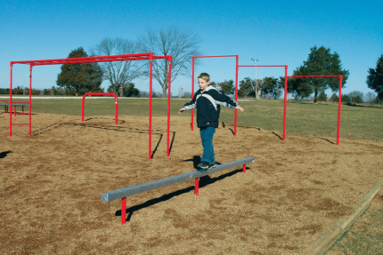 balance beam outdoor