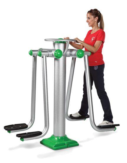 outdoor leg machine