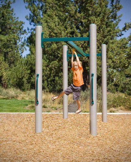 zipline for playground