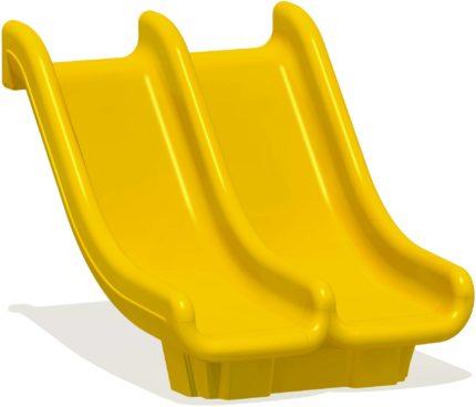 yellow-double-slide
