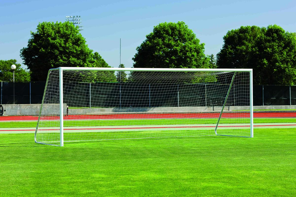 Set of 2 Official Soccer Goals For Sale  d512ec023427
