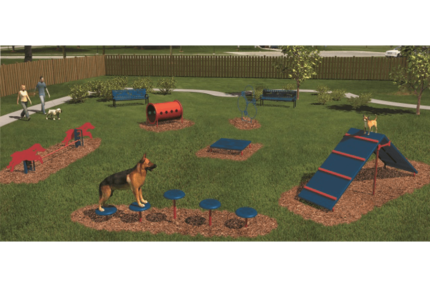 dog-park-simulation-red-and-blue